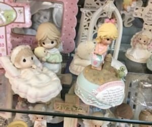 aesthetic, angel, and dolls image