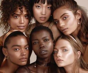 beauty, melanin, and neutral asethetic image