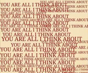 quotes, words, and red image