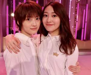 nogizaka46, sakurai reika, and wakatsuki yumi image
