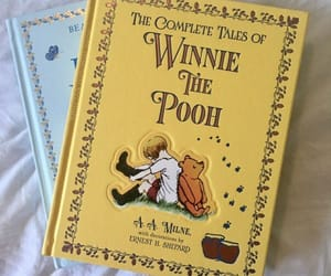 book, aesthetic, and winnie the pooh image