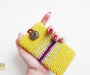 crochet, samsungcase, and gift for children image