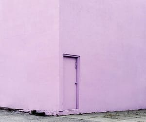 lilac, purple, and wall image