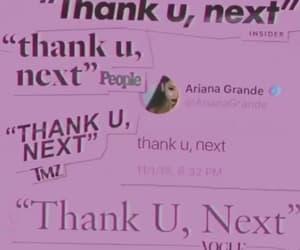 ariana grande, wallpaper, and purple image