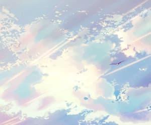 anime, beautiful scenery, and anime scenery image