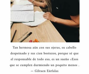 chicas, Estudio, and frases image
