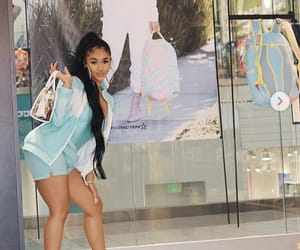celebrity, outfit, and saweetie image