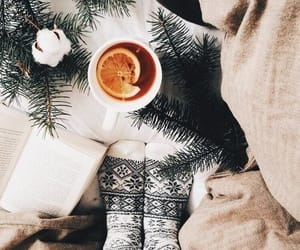 cozy, christmas, and winter image