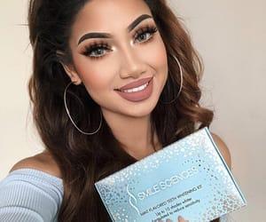 beauty, inspo, and makeup image