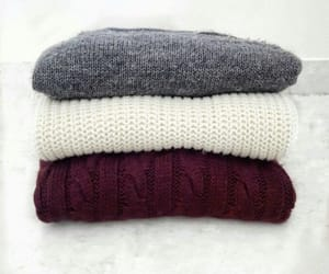 clothes, cold, and cozy image