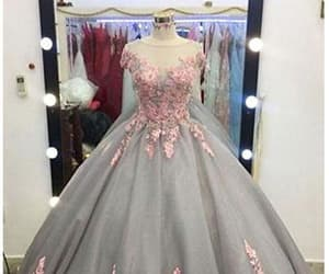 beautiful dress, dress 2019, and lace dress image