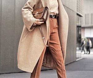 bag, beige, and celine image