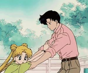 anime, gif, and blush image