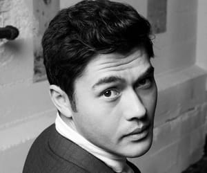 black and white, yes please, and henry golding image