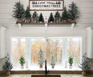 christmas, christmas decorations, and christmas lights image