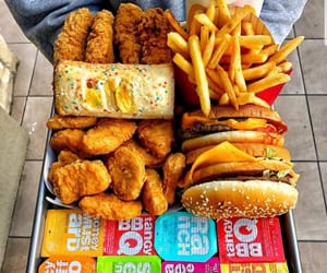 food and fast food image