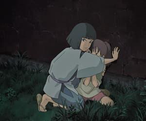 anime, ghibli, and spiritedaway image