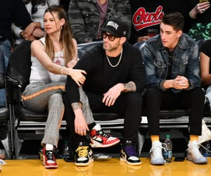 Basketball, lakers, and Behati Prinsloo image