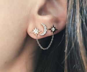 earrings, yes, and fashion image