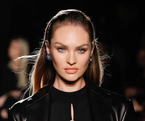 Versace, candice swanepoel, and beauty image