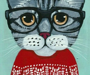 cats, felinos, and merry christmas image