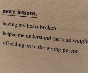 broken, heart, and holding image