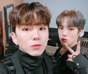 minhyuk and kihyun image