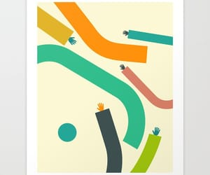 art print, home, and poster image