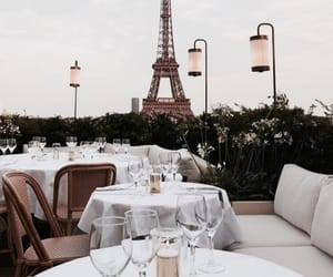 paris, food, and restaurant image