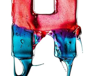 alphabet, dripping, and sweets image