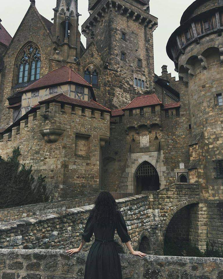 architecture, art, and castle image