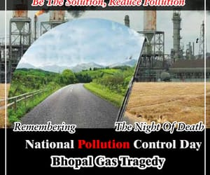 pollution control day image