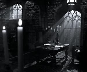 candles, castle, and dungeon image