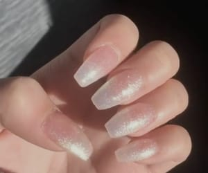accessories, nails polish, and whi image
