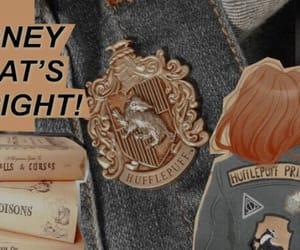 header, hufflepuff, and harry potter image