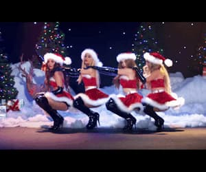 christmas, mean girls, and gif image