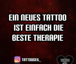 deutsch, ink, and tattoo image