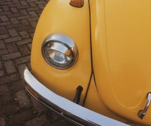 car, light, and yellow image