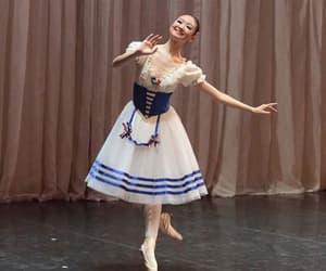 ballet, dance, and minori nakashima image