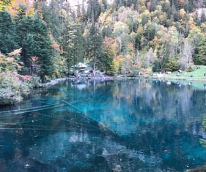 swiss, blausee, and wandern image