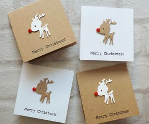 diy and christmas cards image