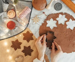 Cookies, cozy, and christmastree image