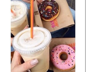 caffeine, donuts, and food image