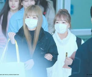 yuri, yena, and izone image