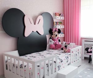 adorable, bedroom, and chalkboard image