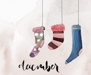 december, wallpaper, and holidayvibes image