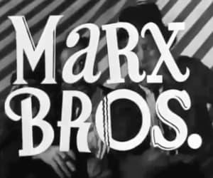 gif, groucho marx, and vintage image