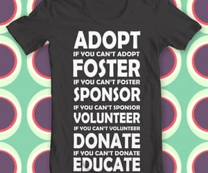 foster, volunteer, and educate image