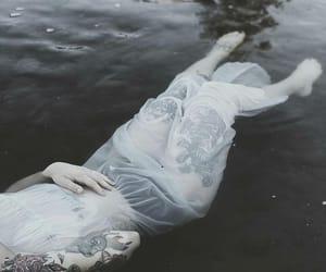 beautiful, pale, and skin image