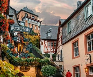 city, germany, and nature image